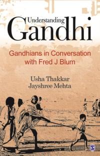 Cover Understanding Gandhi