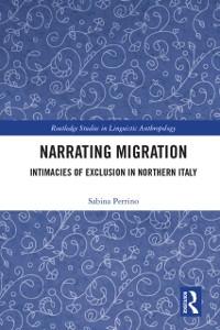 Cover Narrating Migration