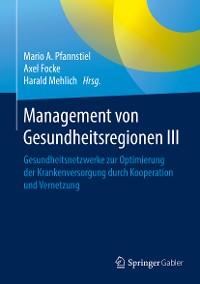 Cover Management von Gesundheitsregionen III