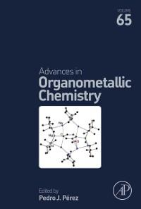 Cover Advances in Organometallic Chemistry