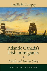 Cover Atlantic Canada's Irish Immigrants
