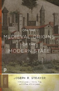 Cover On the Medieval Origins of the Modern State