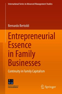 Cover Entrepreneurial Essence in Family Businesses