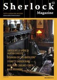 Cover Sherlock Magazine 43