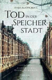 Cover Tod in der Speicherstadt