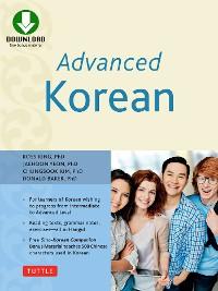 Cover Advanced Korean