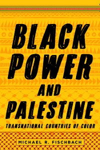 Cover Black Power and Palestine