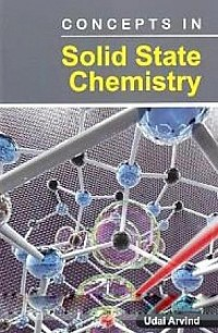 Cover Concepts In Solid State Chemistry