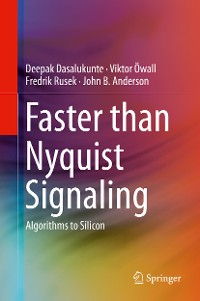 Cover Faster than Nyquist Signaling