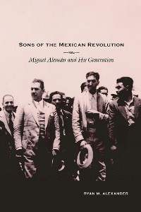 Cover Sons of the Mexican Revolution