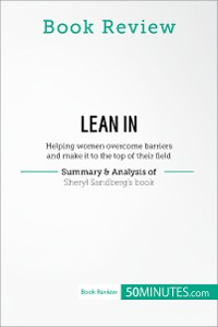 Cover Book Review: Lean in by Sheryl Sandberg