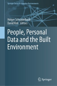 Cover People, Personal Data and the Built Environment