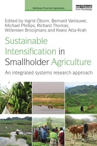 Cover Sustainable Intensification in Smallholder Agriculture