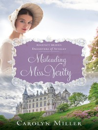 Cover Misleading Miss Verity