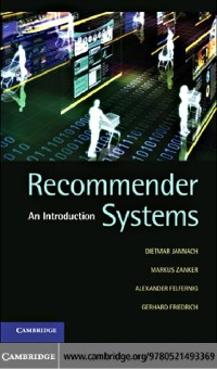 Cover Recommender Systems