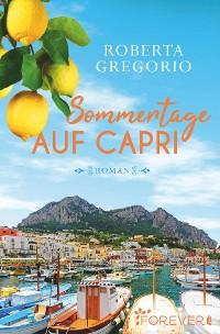 Cover Sommertage auf Capri