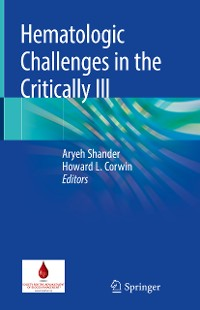 Cover Hematologic Challenges in the Critically Ill
