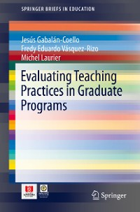 Cover Evaluating Teaching Practices in Graduate Programs