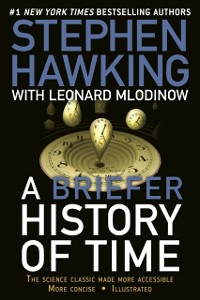 Cover Briefer History of Time
