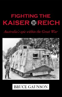 Cover Fighting the Kaiserreich
