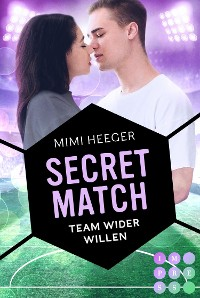 Cover Secret Match. Team wider Willen (Secret-Reihe)