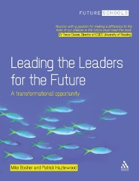 Cover Leading the Leaders for the Future