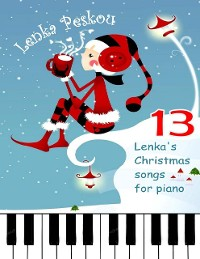 Cover 13 Lenka's Chrismas Songs for Piano