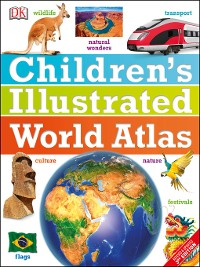 Cover Children's Illustrated World Atlas
