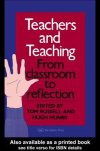 Cover Teachers And Teaching