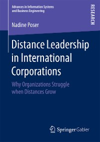 Cover Distance Leadership in International Corporations
