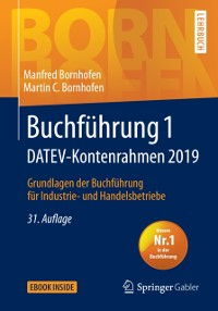 Cover Buchfuhrung 1 DATEV-Kontenrahmen 2019