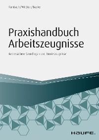 Cover Praxishandbuch Arbeitszeugnisse