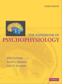 Cover Handbook of Psychophysiology