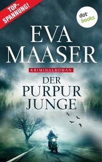 Cover Der Purpurjunge: Kommissar Rohleffs vierter Fall