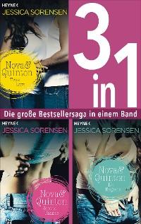Cover Nova & Quinton 1-3: True Love / Second Chance / No Regrets (3in1-Bundle)
