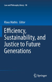 Cover Efficiency, Sustainability, and Justice to Future Generations