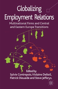 Cover Globalizing Employment Relations