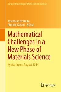 Cover Mathematical Challenges in a New Phase of Materials Science