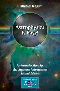 Cover Astrophysics Is Easy!