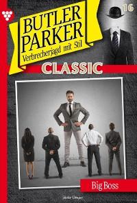 Cover Butler Parker Classic 16 – Kriminalroman