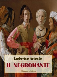 Cover Il Negromante