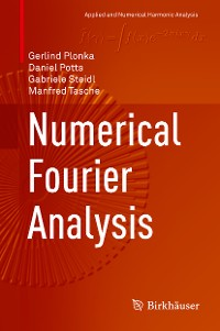 Cover Numerical Fourier Analysis