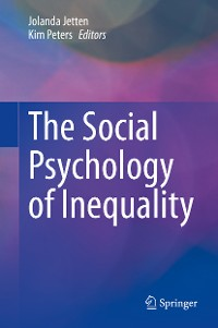 Cover The Social Psychology of Inequality