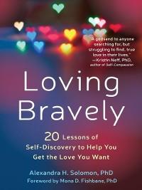 Cover Loving Bravely