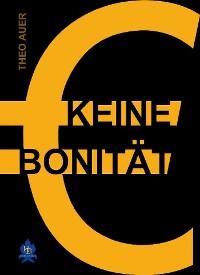 Cover Keine Bonität
