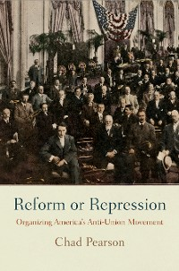Cover Reform or Repression