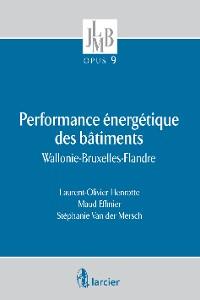 Cover Performance énergétique des bâtiments