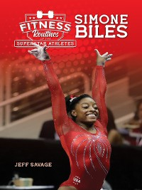 Cover Fitness Routines of Simone Biles