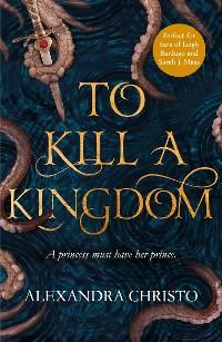 Cover To Kill a Kingdom