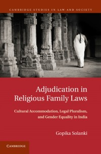 Cover Adjudication in Religious Family Laws